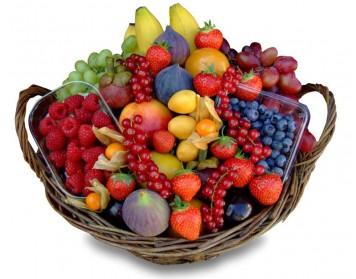 Фруктовые подарки, которые позаботятся о вашем здоровье